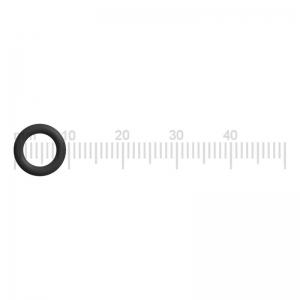 Dichtung / O-Ring zu Einlaufstutzen - Saeco & Philips HD8768/21 - Moltio Schwarz