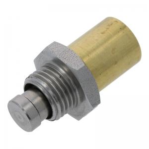 "Entlüftungsventil (V1 / 1/4"") mit Behälter - ECM Synchronika"