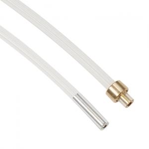 Schlauch FEP (L=115 mm) Klemmverbindung / Steckverbindung - AEG • Modell wählen! •