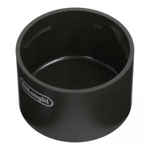 Abtropfschale (Anthrazit) für Abtropfgitter - DeLonghi EN 350.G Nespresso Expert