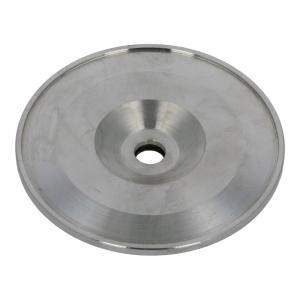 Scheibe (57mm / Edelstahl) - Quickmill Modell 0820