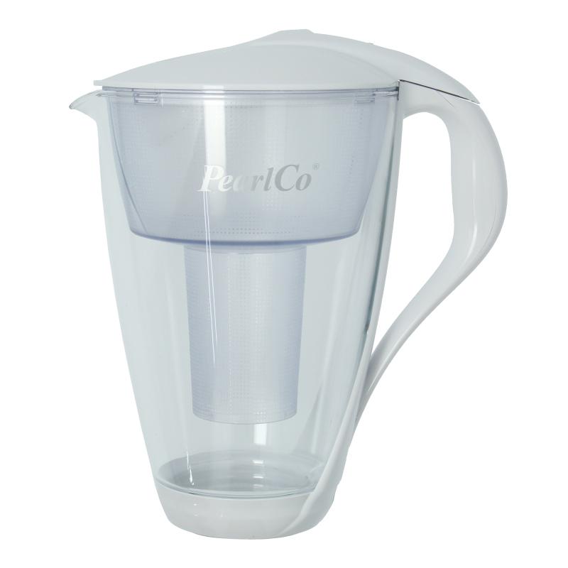 wasserfilter glas schwarz f r classic filterkartusche weitere ersatzteile zur. Black Bedroom Furniture Sets. Home Design Ideas