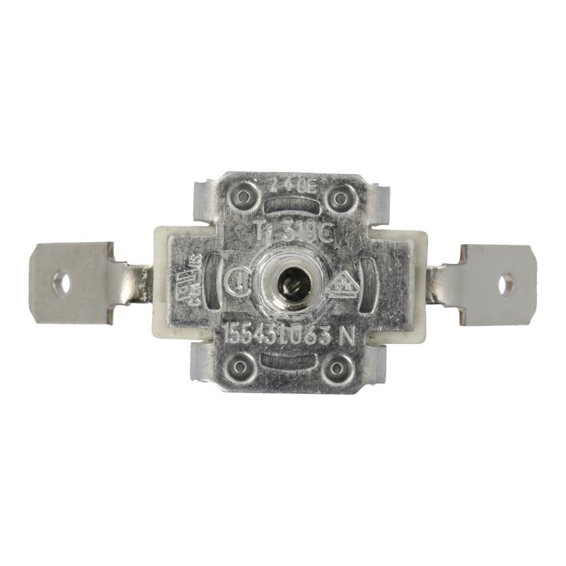 Thermostat für DeLonghi Dampfheizung 318°C